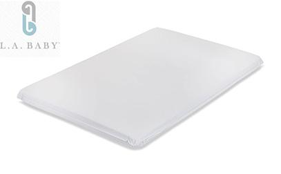 LA Baby Waterproof Portable Mini Crib Mattress product image