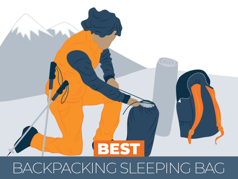 Our Review of Best Rated Backpacking Sleeping Bag