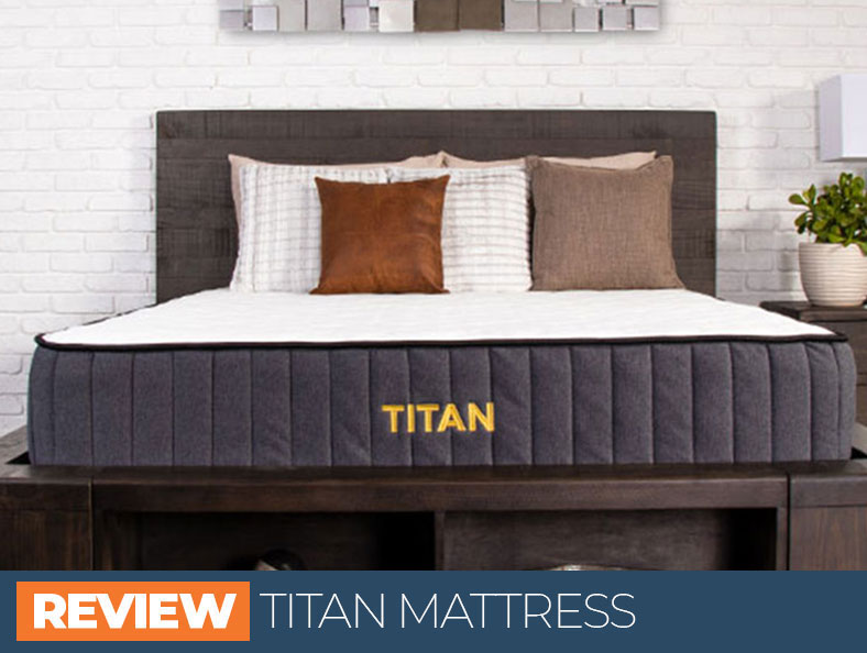 Our in-depth overview of the Titan bed
