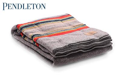 Pendleton Twin Wool Camp Blanket product image