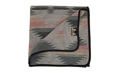Ruth&Boaz Outdoor Wool Blend Blanket product image