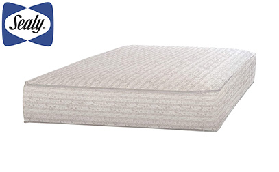 Sealy Baby Firm Rest Antibacterial Waterproof Standard Toddler & Baby Crib Mattress product image