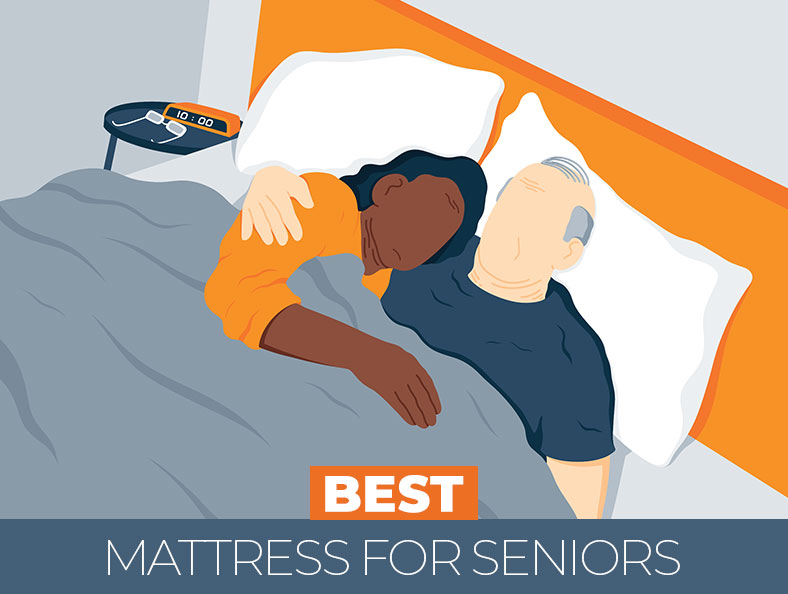Top Rated Mattress For Senior Citizens