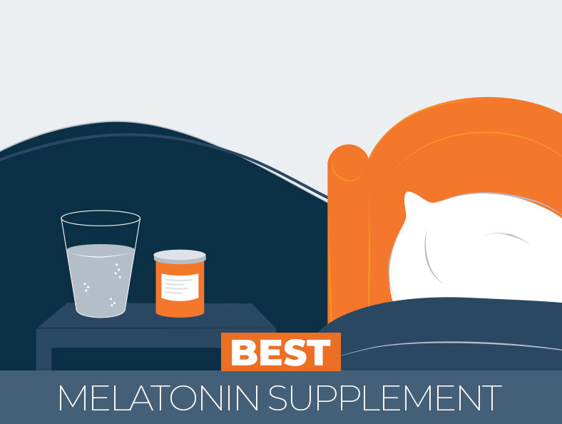 Top Rated Melatonin Supplements on the Market
