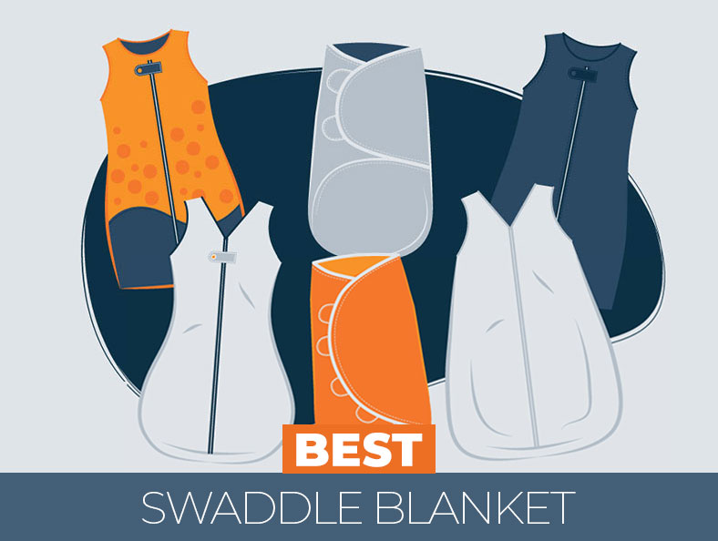 Top Rated Swaddle Blanket for Babies