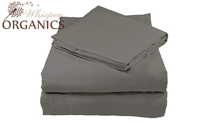 Whisper Organics 400 thread count product image