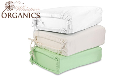 Whisper Organics Bedding Sets 300 Thread Count  product image