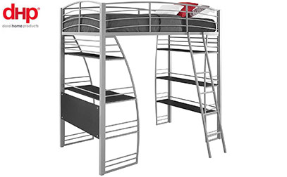 dhp studio loft bed product image