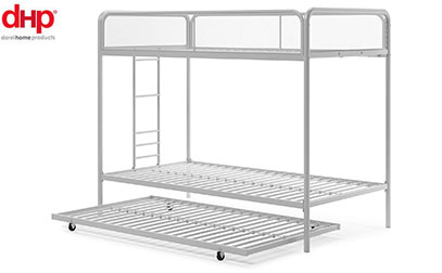 dhp trundle bunk bed product image