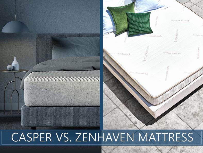 our comparison of casper and zenhaven