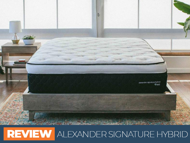 our full alexander signature hybrid overview