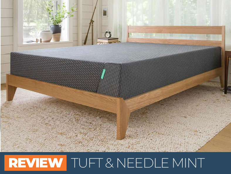 our tuft & needle mint overview