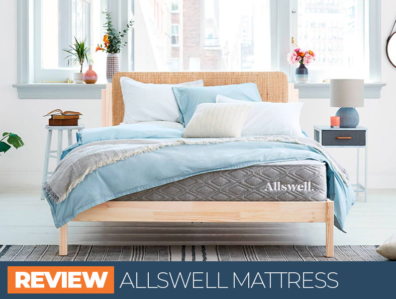 overview of the allswell bed