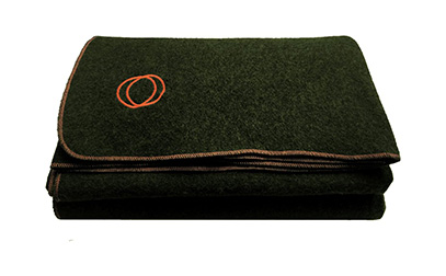 product image Orion Outpost Trading Co. Vestige Military Wool Blanket