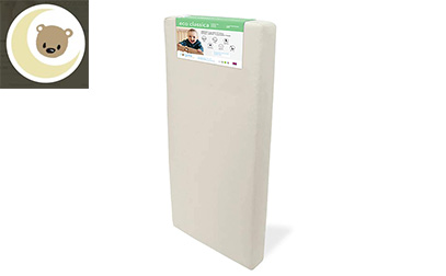 product image of Eco Classica III 2-Stage Baby & Toddler Mattress by Colgate Mattress small