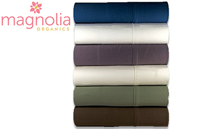 product image of Magnolia Organics Dream Collection Sheet Set