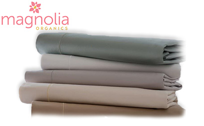 product image of Magnolia Organics Estate Collection Sheet Set