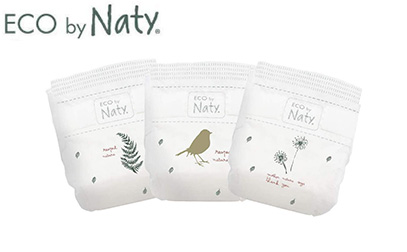 product image of Naty Nature Babycare 26 Nappies, Size 4