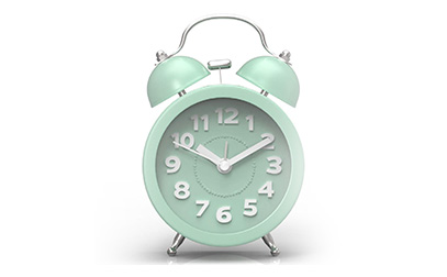 product image of Pilife 3 Cute Twin Bell Alarm Clock
