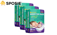 product image of Sposie Overnight Diaper Booster Pads small