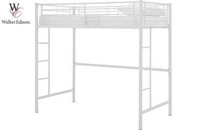 product image of Walker Edison loft bed