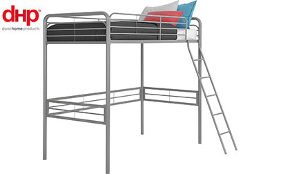 product image of loft bed dhp simple