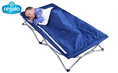 product image of regalo travel bed for toddlers