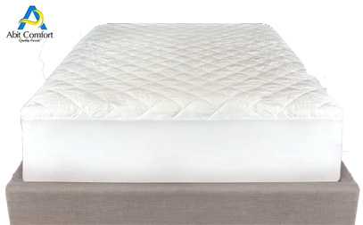 product image of the abit comfort mattress pad