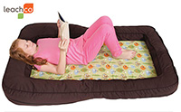 product image of leachco travel bed for toddlers small