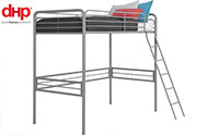 product image of loft bed dhp simple small