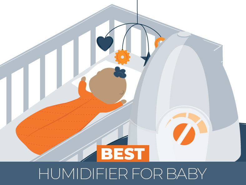 Best Humidifier For Babies Rated and Reviewed