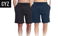 cyz pajamas shorts for men product image small
