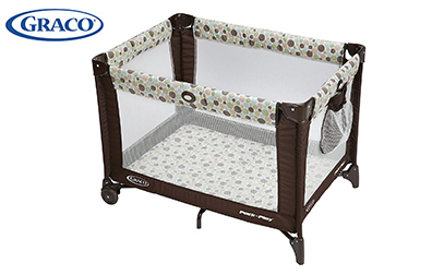 Graco Pack 'n Play Portable Playard, Aspery product image