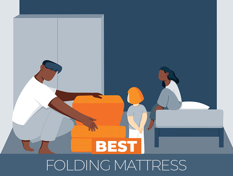Highest Rated Foldable Mattress Reviewed