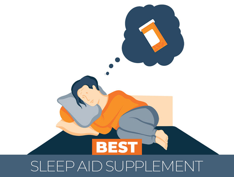 Our Highest Rated Sleep Aid Supplements