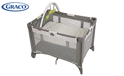 pack and play graco product image of baby crib
