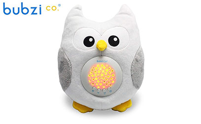 product image Baby Soother Toys Owl White Noise Sound Machine
