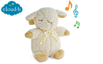 product image of Cloud b Sleep Sheep On The Go Travel Sound Soother