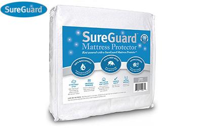product image of suraguard mattress protector pad