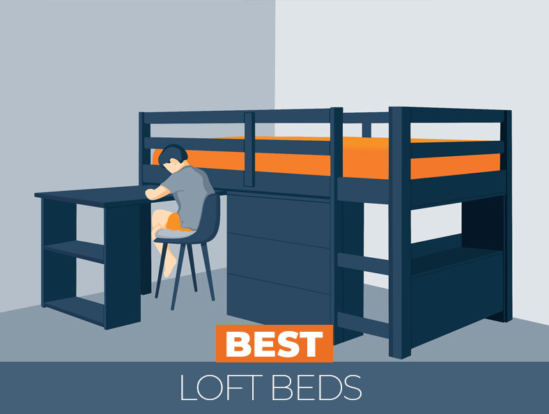 top rated loft beds