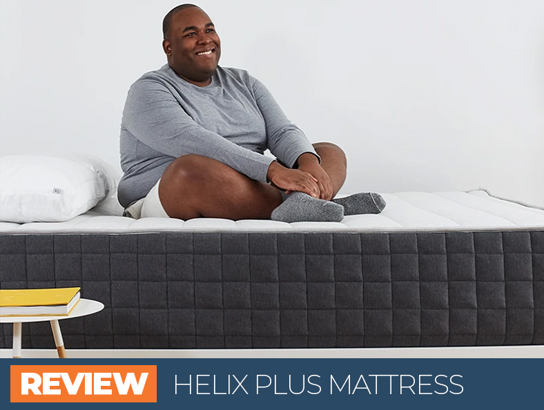 Helix Plus Mattress Review in Depth