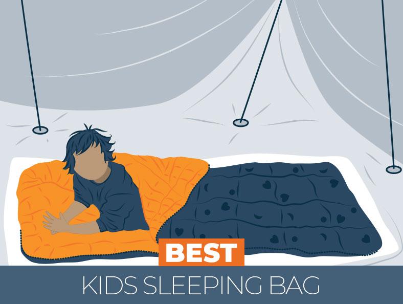 Highest Rated Kids Sleeping Bag Reviewed