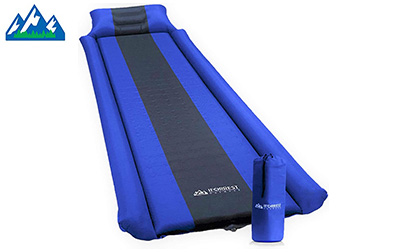 IFORREST Sleeping Pad with Armrest & Pillow product image