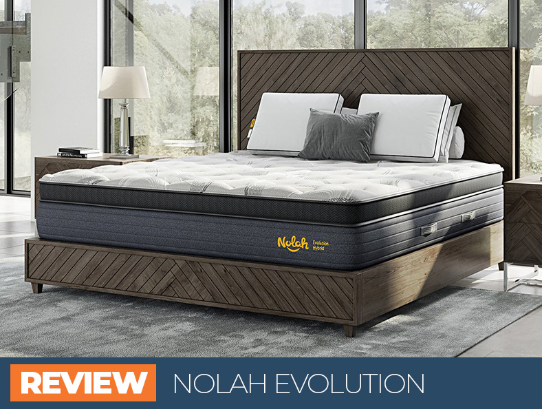 Nolah Evolution Hybrid Mattress Overview