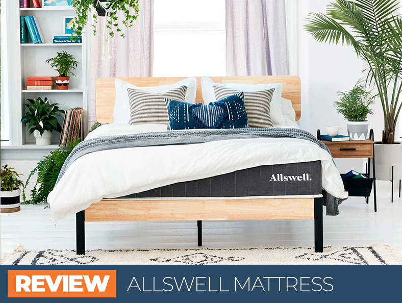 Our in depth overview of the Allswell bed
