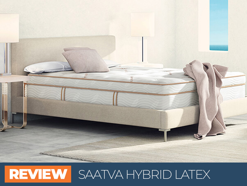 Our in depth overview of the Saatva Hybrid Latex mattress