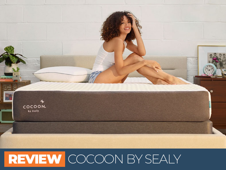 Overview of Cocoon by Sealy Mattress