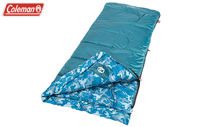 Product Image of Coleman Down to 45 F Sleeping Bag
