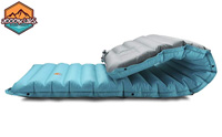 ZOOOBELIVES Extra Thickness Inflatable Sleeping Pad with Built-in Pump product image small