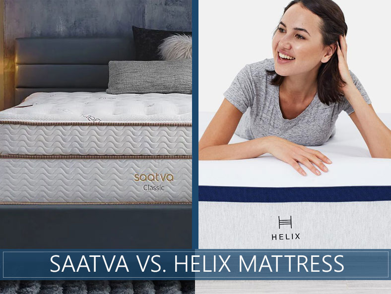 our comparison of saatva and helix